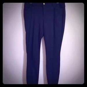 Michael Kors black pants size 8
